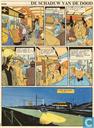 Comic Books - Schaduw van de dood, De - De schaduw van de dood