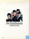 Comic Books - Gentlemen, De - Bookmakersbedrog
