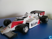 McLaren MP4/2 - TAG Turbo