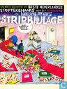 En wéér vochten de beste Nederlandse striptekenaars voor een felbegeerd plaatsje in Nieuwe Revu's tweede stripbijlage