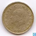 Turquie 50 bin lira 2000
