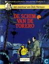 Comics - Dick Herrison - De schim van de torero
