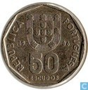 Portugal 50 escudos 1986