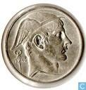 Belgique 50 francs 1948 (FRA)