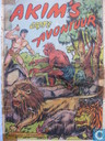 Comic Books - Akim - Akim's grote avontuur