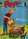 Strips - Bob Spaak op zijn sport praatstoel - Pep 20