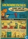 Comic Books - Robbedoes (magazine) - Robbedoes 1201