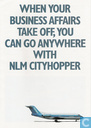 NLM CityHopper - When your business affairs take off...