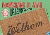 B030021 - Boomerang 10 jaar - Jubileumkrant 1