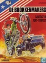 Comic Books - Brokkenmakers, De [Denayer] - Sabotage in Fort-Tempest