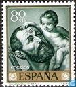 Jose de Ribeira - Journée du timbre