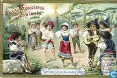 Reizende Muzikanten