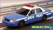 Ford GPD Gotham City Police Department Police Car