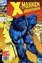 Strips - X-Men - De schoonheid en het beast