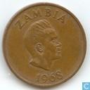 Zambia 2 ngwee 1968