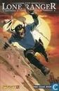 The Lone Ranger/ Battlestar Galactica - Season Zero Flipbook