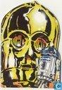 C-3PO en R2-D2