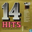 14 Hits van Gouden Plaat Artiesten