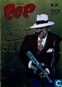 Bandes dessinées - Agent 327 - Pep 34