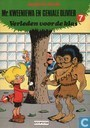 Comic Books - Mr. Kweeniewa en Geniale Olivier - Verleden voor de klas