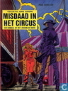 Bandes dessinées - Line [Cuvelier] - Misdaad in het circus