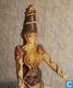 Minoan Schlangengöttin / Priesterin