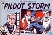 Strips - Piloot Storm - Einde: Het dak van de wereld + Het masker valt