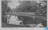 Vijver in 't Volkspark Enschede
