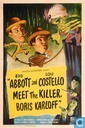 Abbott & Costello Meet the Killer, Boris Karloff