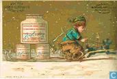 children,  golden background 1-12