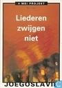 """B001053 - 4 mei projekt """"Liederen zwijgen niet"""""""