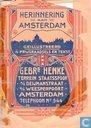 Herinnering aan Amsterdam