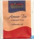 Sachets et étiquettes de thé - Meßmer - Amun-Tee