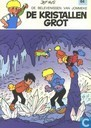 Comic Books - Jeremy and Frankie - De kristallen grot