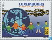 Europe - Centenaire du scoutisme