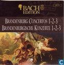 BE 001: Brandenburg Concertos 1-2-3
