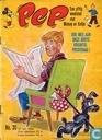 Comic Books - Bob Spaak op zijn sport praatstoel - Pep 30