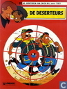 Comics - Chick Bill - De deserteurs