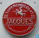 Superchocolat Jacques Superchocolade (ronde) [rouge]