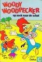 Woody Woodpecker op zoek naar de schat