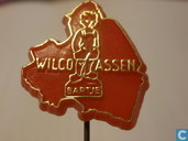 Wilco Assen Bartje [gold on red]