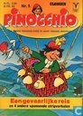 Bandes dessinées - Pinocchio - Een gevaarlijke reis
