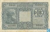 Italy 10 Lire