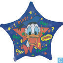 Donald Duck Ballon 2