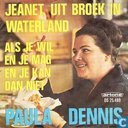 Jeanet uit Broek in Waterland