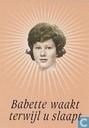 """B003205 - Joost Overbeek """"Babette waakt terwijl u slaapt"""""""