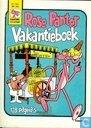 Rose Panter vakantieboek