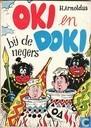 Oki en Doki bij de negers