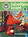 Bandes dessinées - Fabeltjeskrant, De (tijdschrift) - Fabeltjeskrant 4