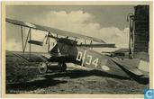 Fokker D-VII op vliegkamp De Kooy